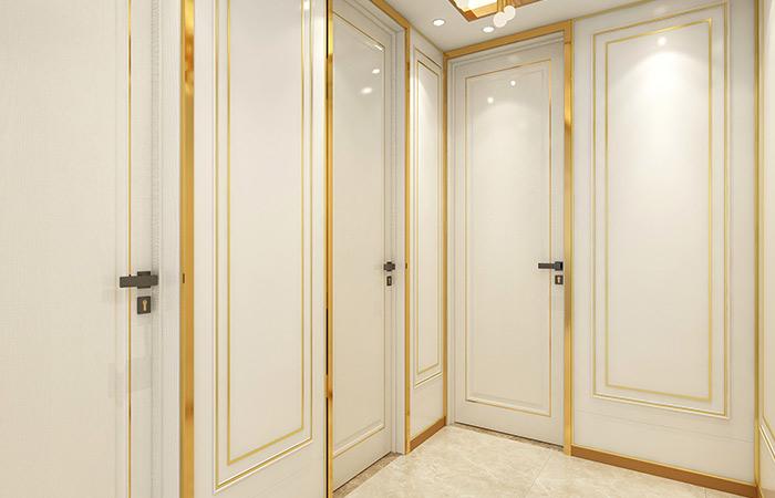 室内木门安装步骤和注意事项
