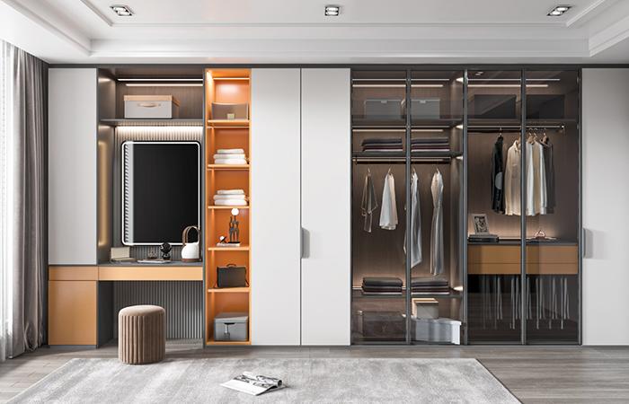 整木衣柜定制要注意哪些问题?