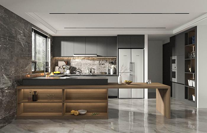 如何利用整木定制设计每个空间?