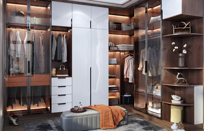 整体衣柜的款式有哪几种?